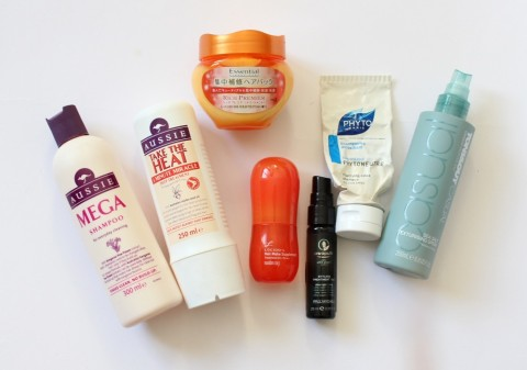 My Hair Care Routine 1