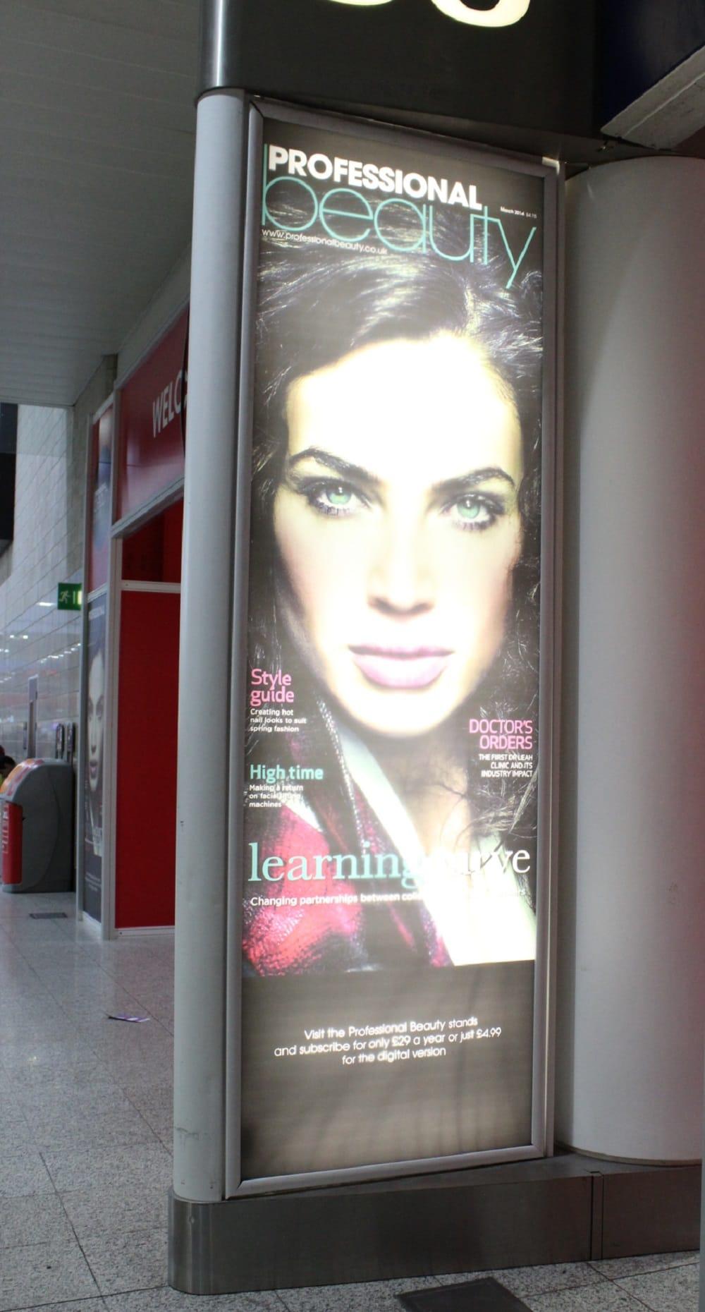 Professional Beauty Show 2014 1