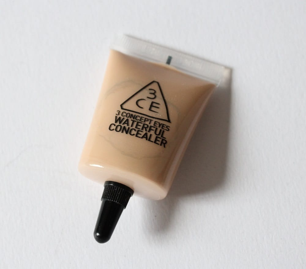 3 Concept Eyes Waterful Concealer Review