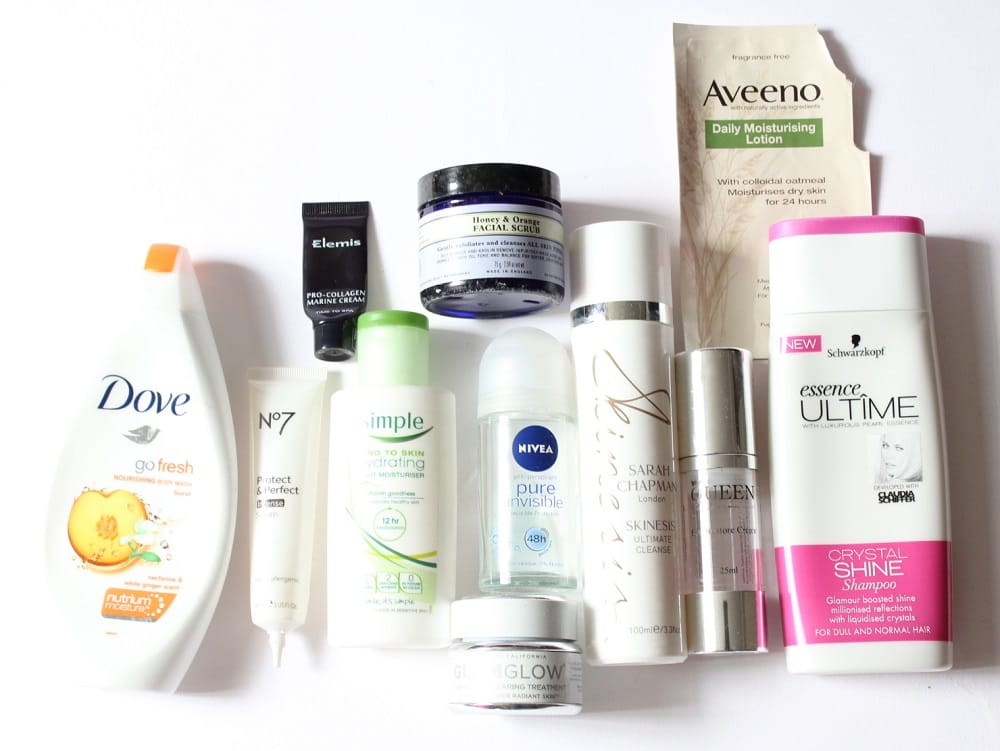 May Empties 1