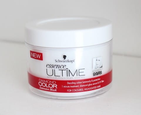Schwarzkopf Color Hair Mask Review 1