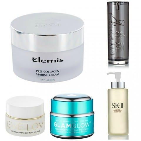 Luxury Beauty Product Wish List