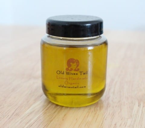 Old Wives Tail Organic Hair Treatment Review 1
