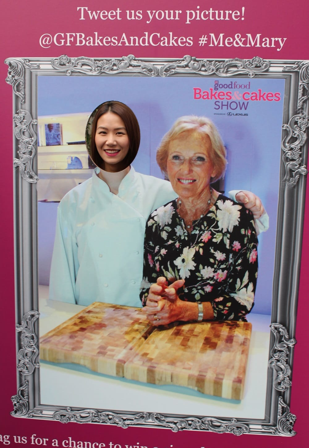 BBC Good Food Bakes And Cakes Show 2014 1