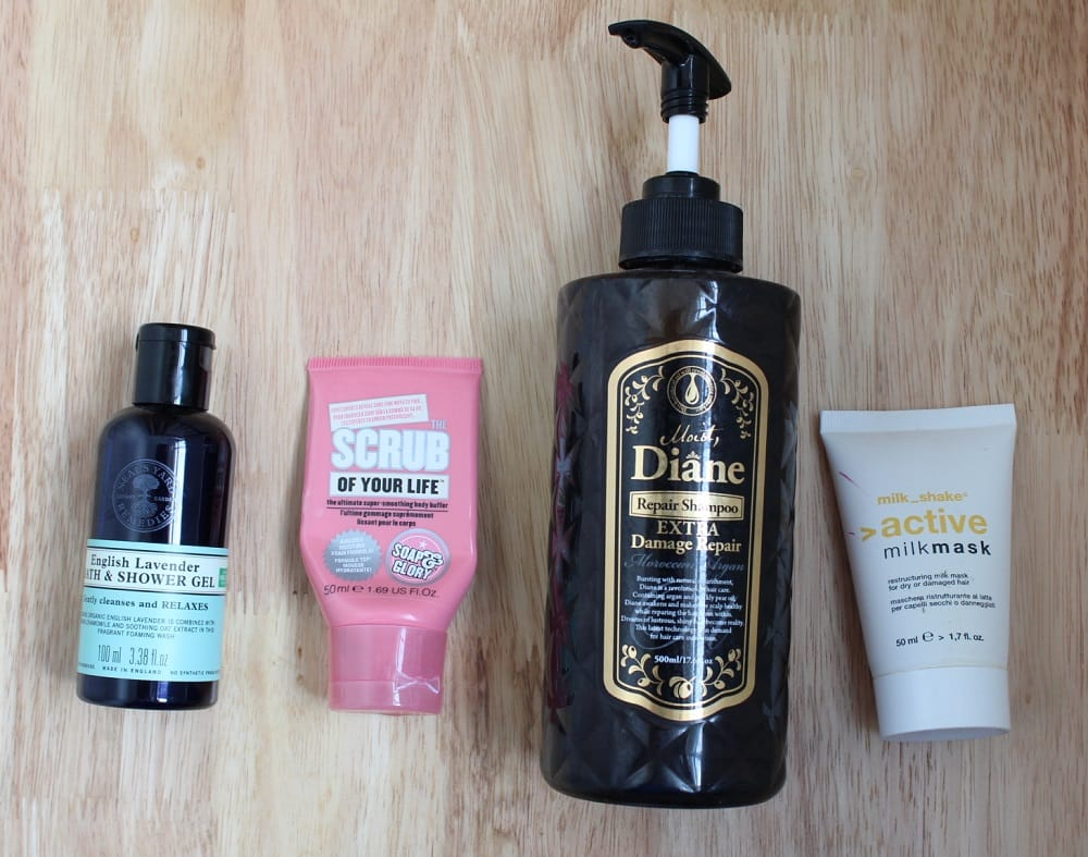 Pamper Night Routine 1