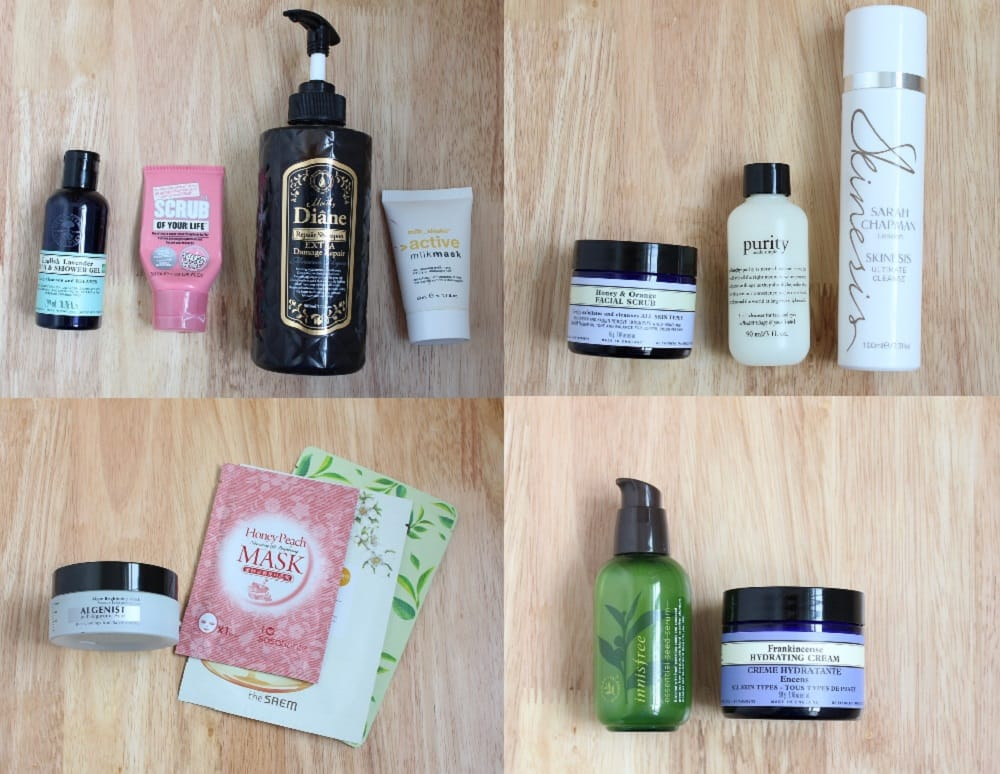 Pamper Night Routine
