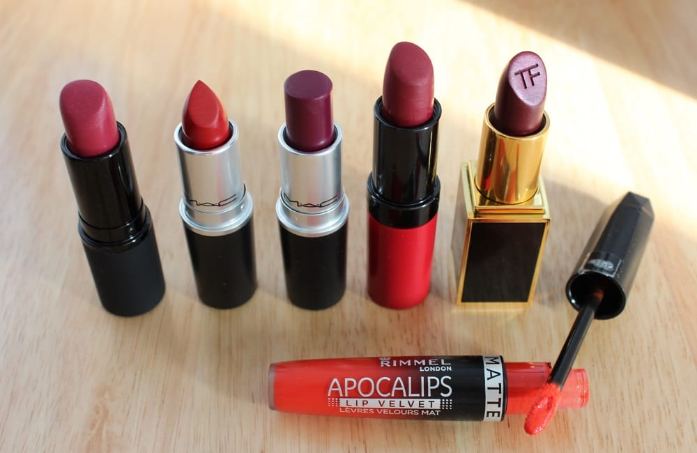 Top Lipsticks For Autumn 2