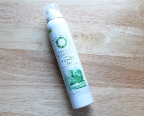Herbal Essences Clearly Naked Dry Shampoo Review 1