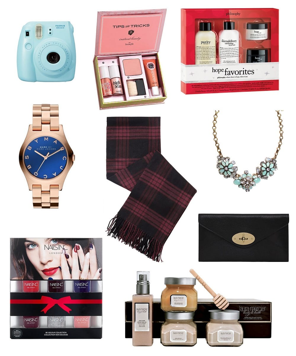 Christmas Gift Guide For Her FINAL