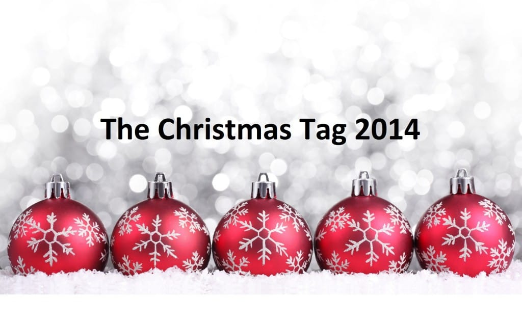 The Christmas Tag 2014