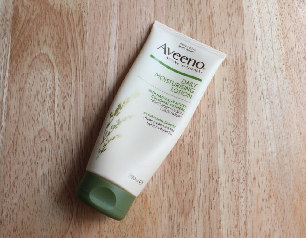 Aveeno Natural Colloidal Oatmeal Cream Review 1