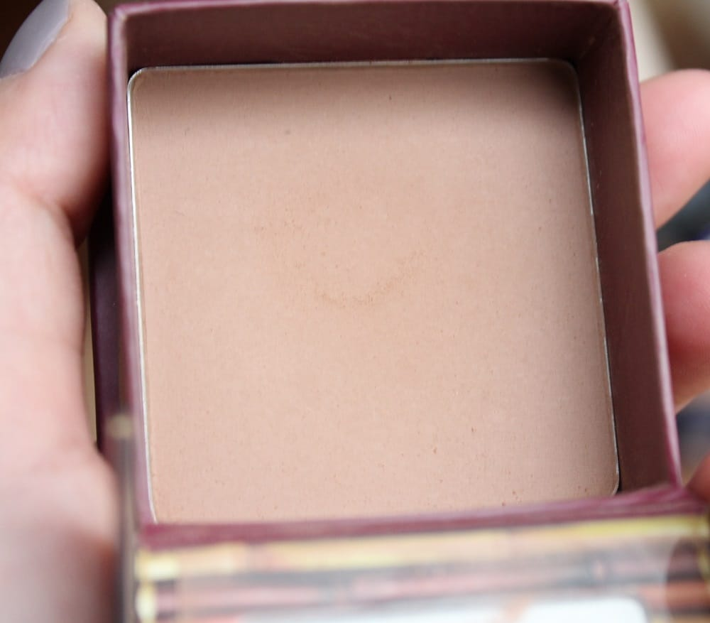 Benefit Hoola Bronzer Review 3