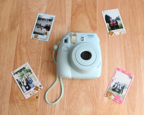 Fuji Film Instax Mini 8 Camera Review 1