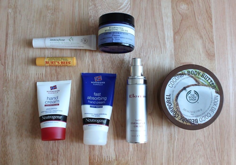 Winter Skin Care Saviours 1