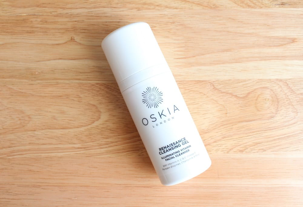Oskia Renaissance Cleansing Gel Review