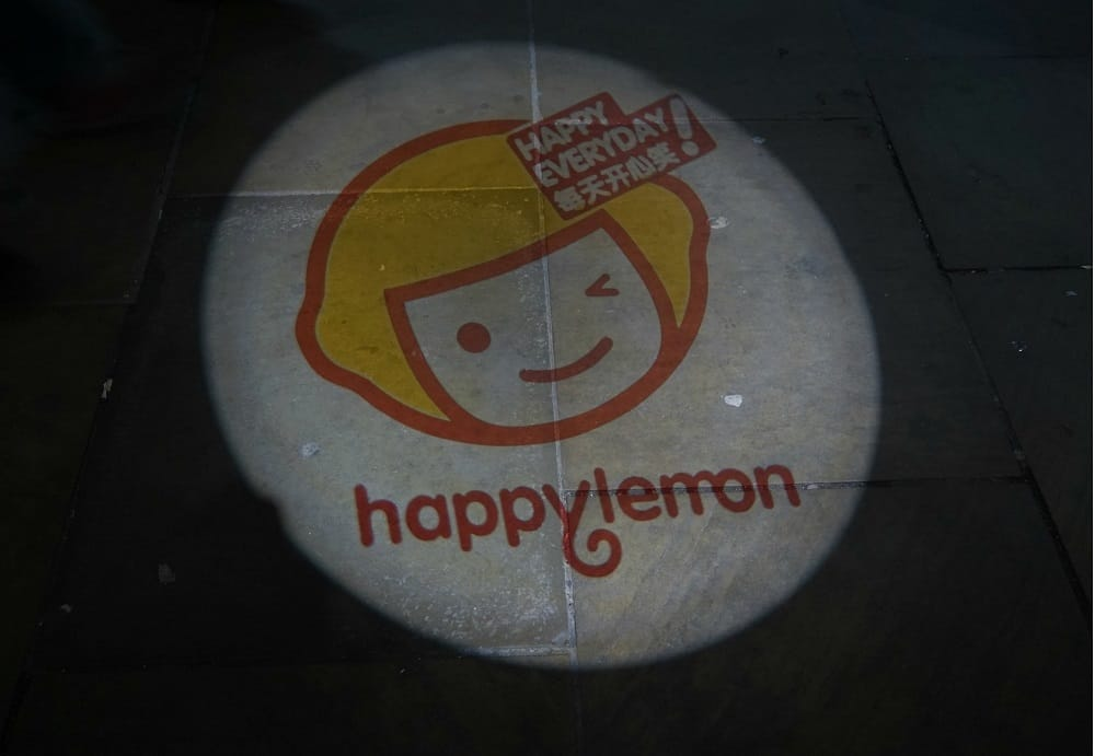 Happy Lemon 9