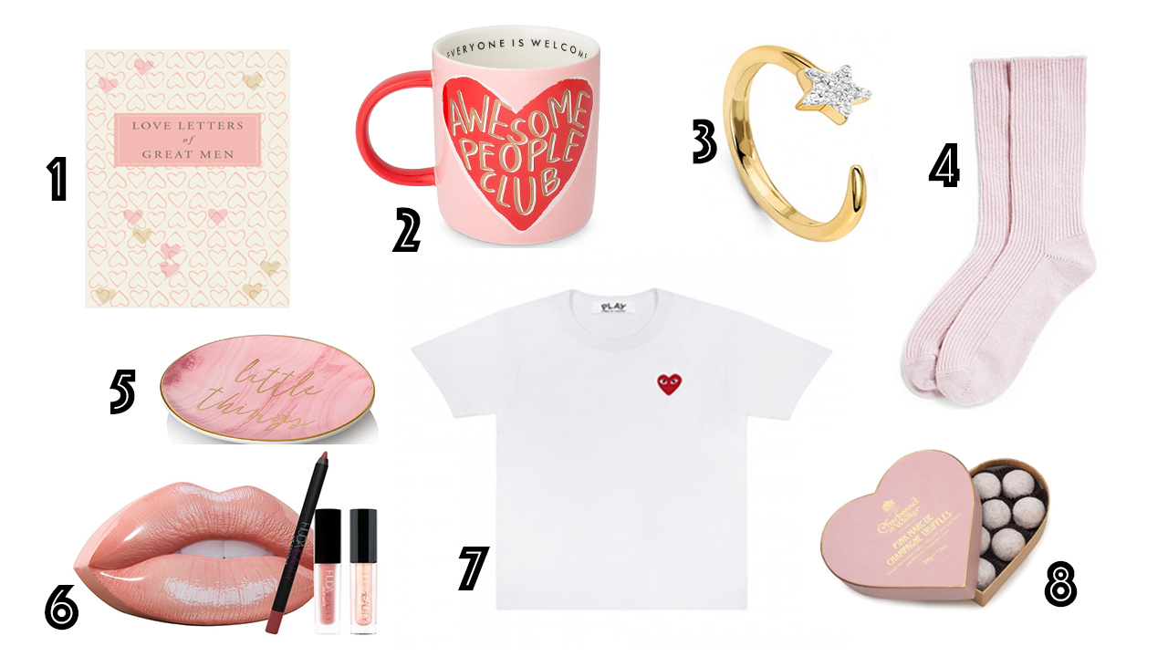 Selection Of Valentine's Day Gifts For Her | Beauty In My Mind